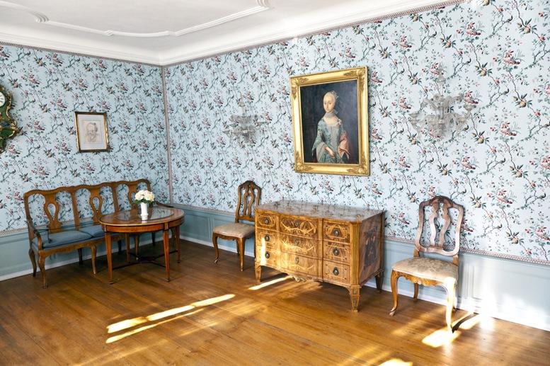 Cornelias Room in the Goethe museum