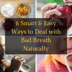 Deal with Bad Breath Naturally Article - Featured Image