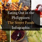 Eating Out in the Philippines: The Street Foods (Infographic)