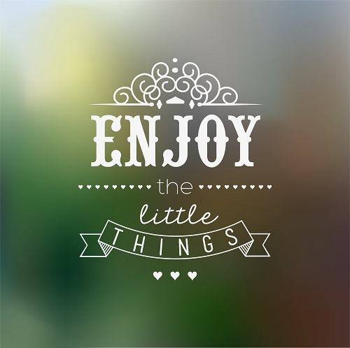 Enjoy-the-Little-Things-picture quote