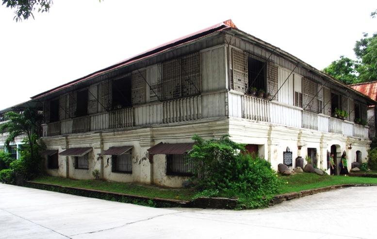 Father Burgos' house