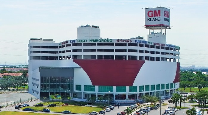 GM Klang Shopping Center