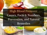 High Blood Pressure: Causes, Facts & Numbers, Prevention, and Natural Remedies