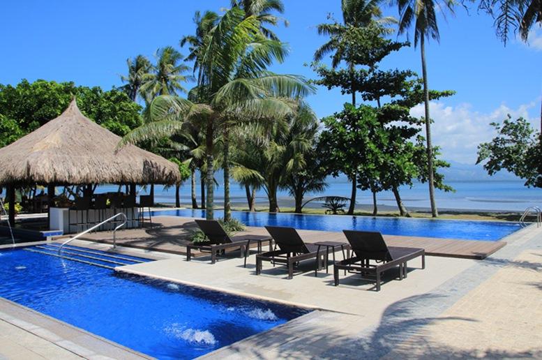 Hijo Resorts Davao Banana Beach Pool