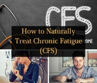 How to Naturally Treat Chronic Fatigue (CFS)
