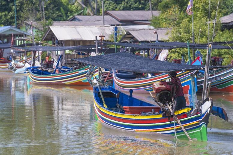 Kelantan's Fishing Village