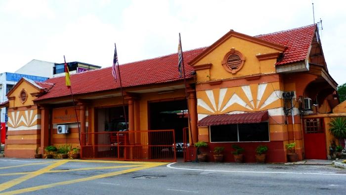 Klang-Fire-Station