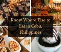 Know Where Else to Eat in Cebu, Philippines – Part 2
