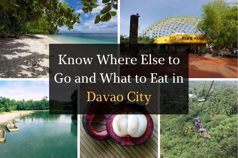 Know Where Else to Go and What to Eat in Davao City, Philippines - Featured Image