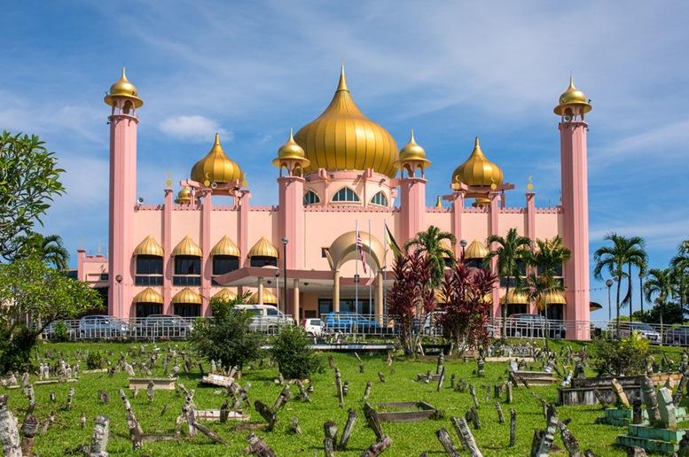 Kuching City Mosque (Masjid Bahagian)