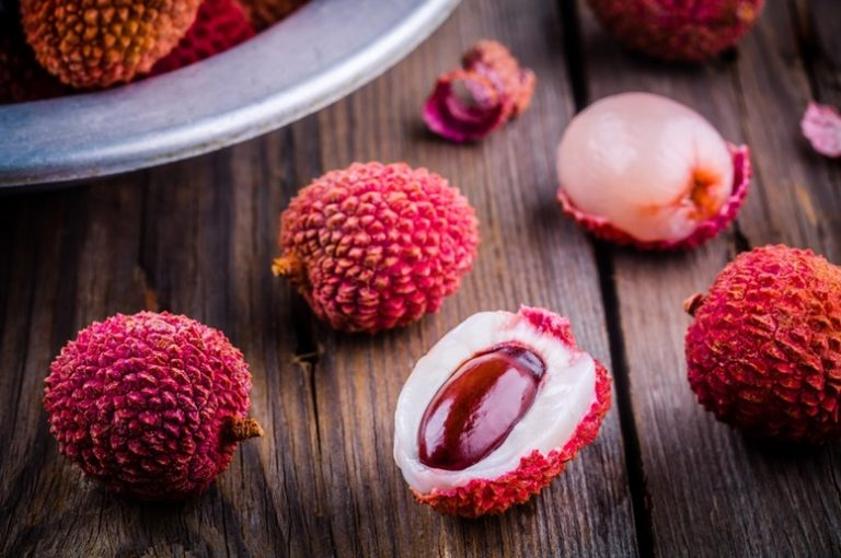 Lychee - Health Benefits, Side Effects, Fun Facts, Nutrition Facts & History - Featured Image