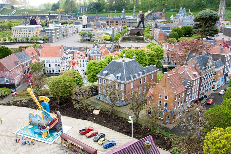 Miniature City of Madurodam