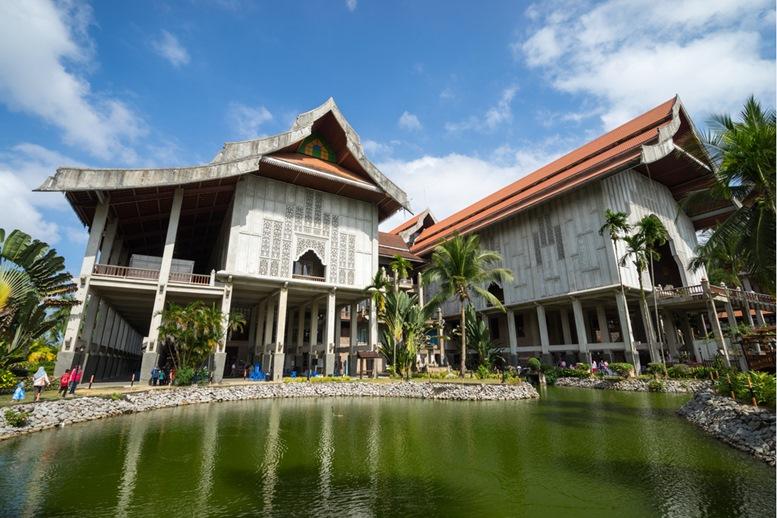 Museum of Terengganu - the biggest museum in south east asia