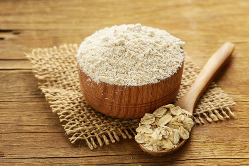 how to making oat bran flour with steel cut oats
