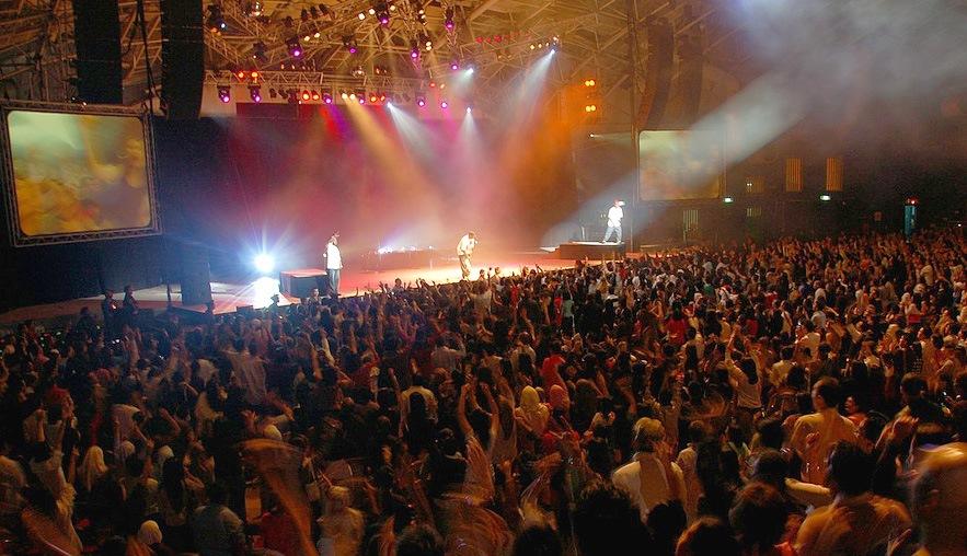 Olivia Newton John Live Concert in Genting