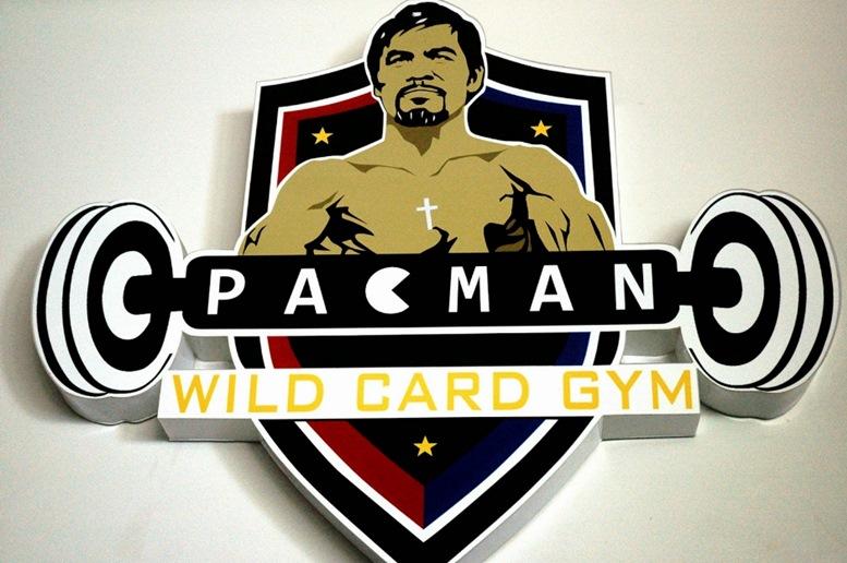 PacMan Wild Card Gym
