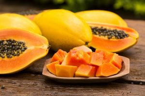 Papaya - Health Benefits, Side Effects, Nutrition Facts, Fun Facts & History - Featured Image
