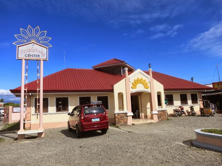 Pasalubong Center in Baler