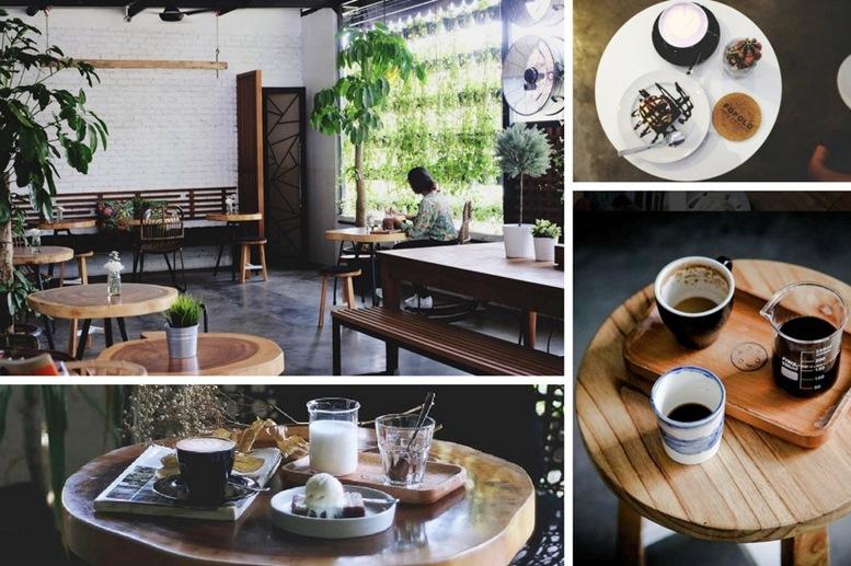 Popolo Coffee, Bogor, Indonesia