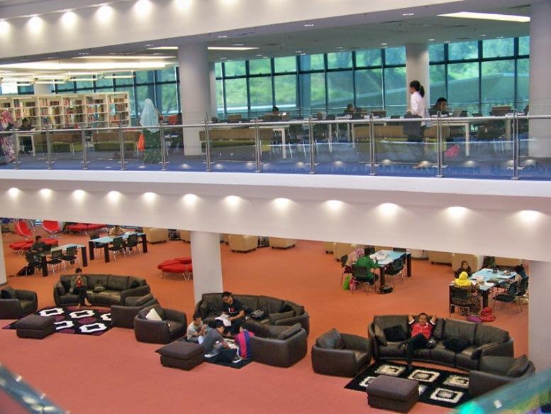 Raja Tun Uda Library