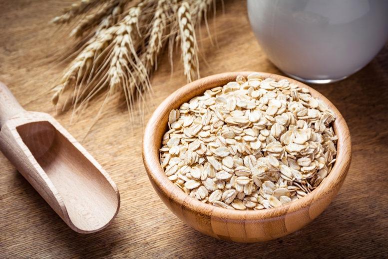 Rolled oats (oat flakes)