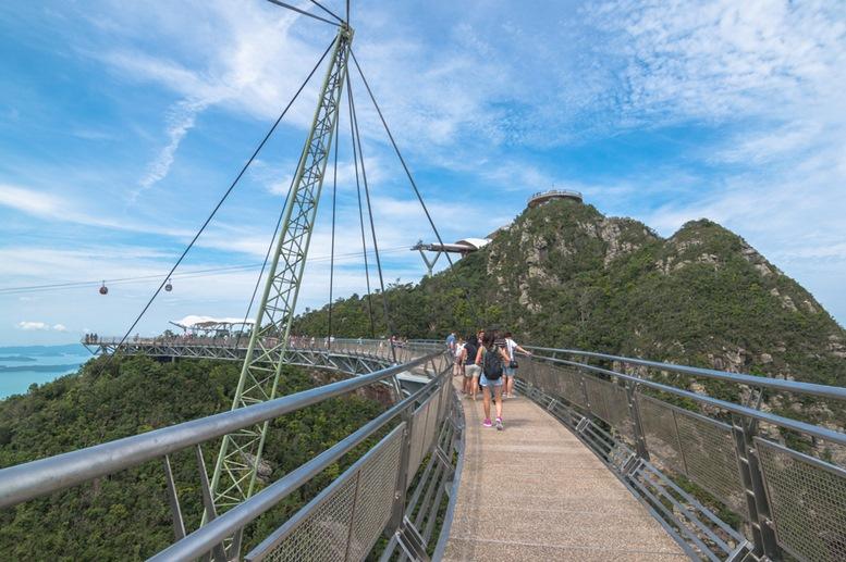 SkyBridge Walk 2