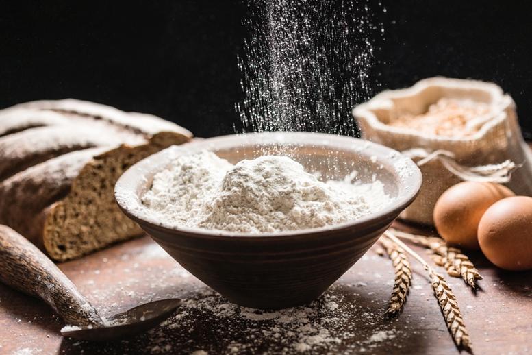 Spelt Flour Use in Making Bread