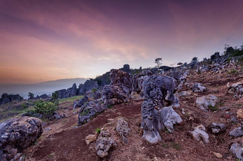 Stone Garden of Padalarang