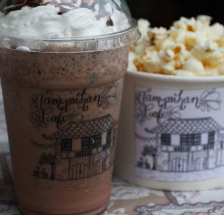 Tampuhan Café