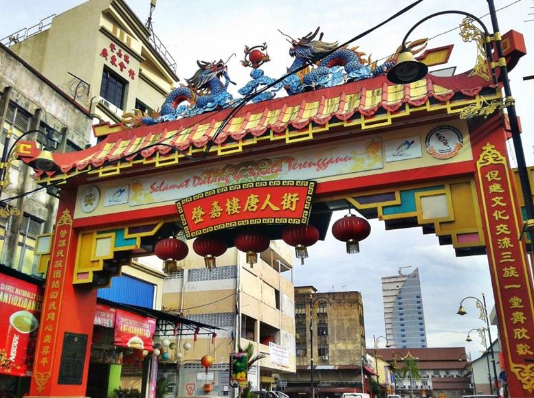 Terengganu's Chinatown