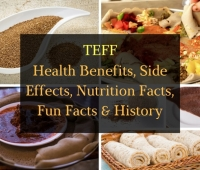 Teff: Health Benefits, Side Effects, Nutrition Facts, Fun Facts & History