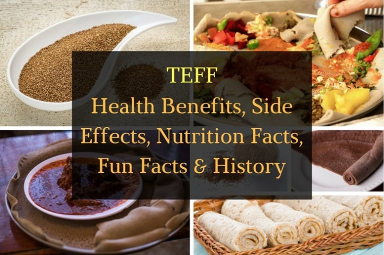 The Health Benefits of Teff - Featured Image