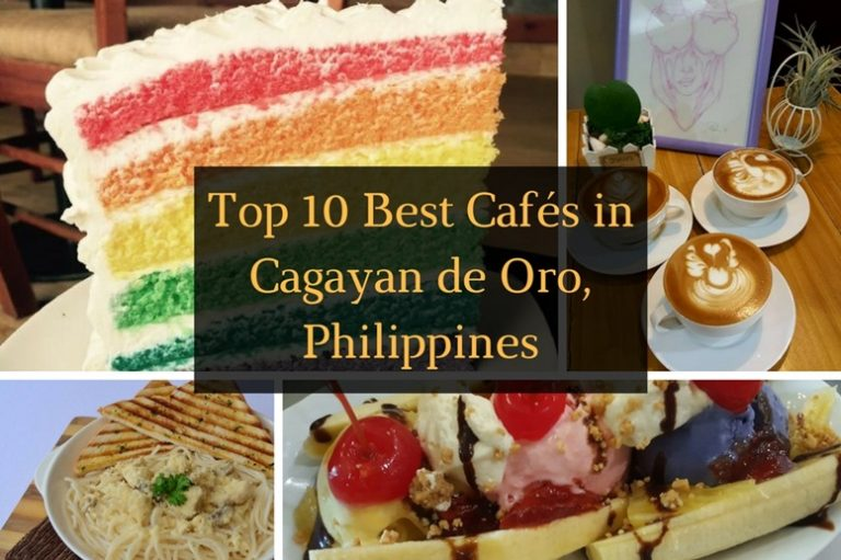 Top 10 Best Cafés to Chill & Relax in Cagayan de Oro, Philippines - Featured Image