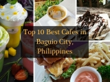 Top 10 Best Cafés to Chill & Relax in Baguio City, Philippines