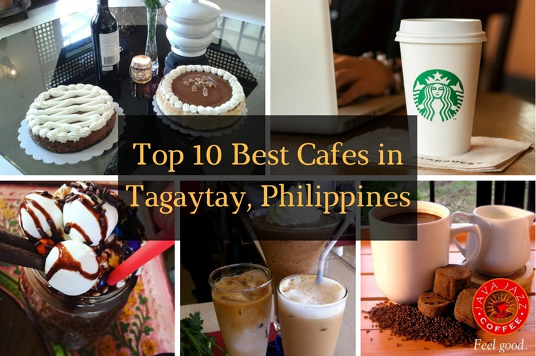 Top Cafes in Tagaytay, Philippines
