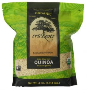 truRoots Organic Quinoa 100% Whole Grain